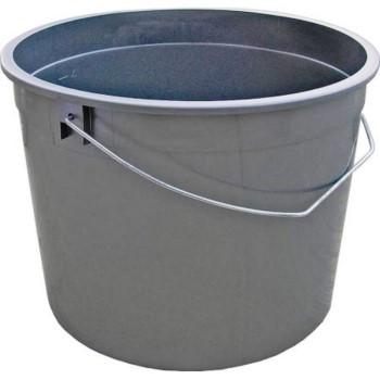 Encore Plastics 200996 Silver Utility/Paint Pail ~ 5 Quart  200996