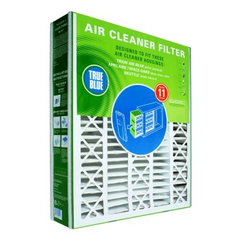 """American Air Filter T102 Trion Air Bear Filters ~ Approx 20"""" x 25"""" x 5"""""""