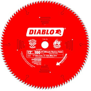 12in. 100t Finish Blade