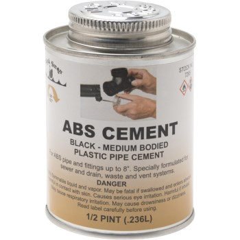 8 Oz Abs Cement