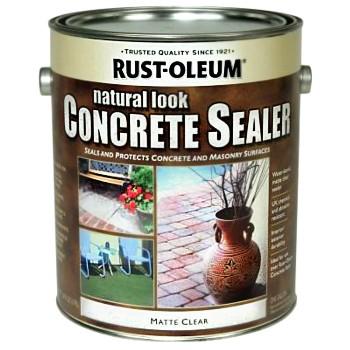 Buy The Rust Oleum 239417 Concrete Sealer Matte Finish