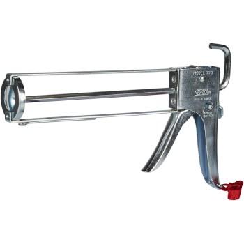 Newborn 330 E-Z Caulk Gun ~ 1/10 Gallon Cartridge Size