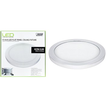 LED  Flat Panel Ceiling or Wall  Light ~ 15""