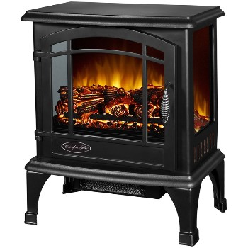 Sanibel Electric Stove ~ Panoramic Fire View