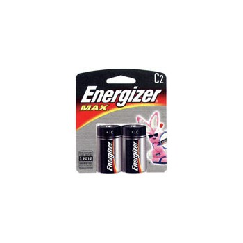 Energizer E93BP-2 C Alkaline Battery
