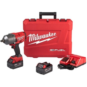 M18  Impact Wrench Kit, 18 Volt ~ 1/2""