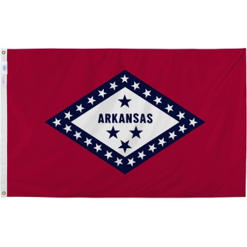 3ft. X5ft. Arkansas Flag