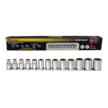 3/8in. Dr 13pc Socket Set