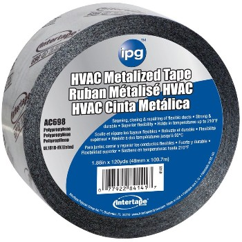 4141 1.88x360ft. Met Hvac Tape