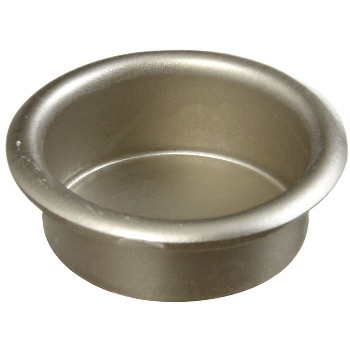 National 335679 Cup Pull, Satin Nickel 3/4 inch
