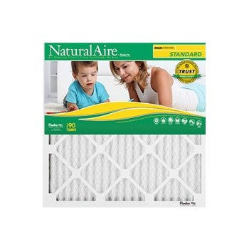 "AAF Flanders 84858.012022 Naturalaire Standard Pleated Air Filter ~  20"" x 22"" x 1"""