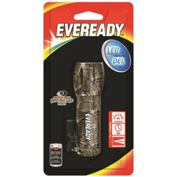 Camo LED Mini Flashlight ~ 45 Lumens