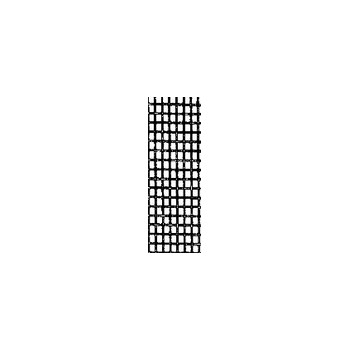 "Aluminium Screen, Black ~ 24"" X 100 ft."