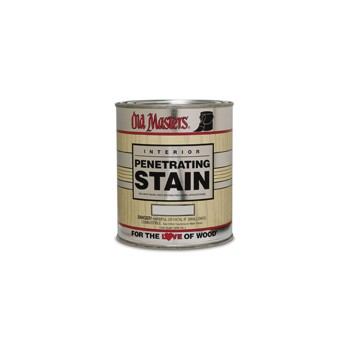 Penetrating Stain,  Dark Mahogany ~ Quart