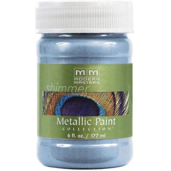 Metallic Paint, Shimmering Sky 6 Ounce