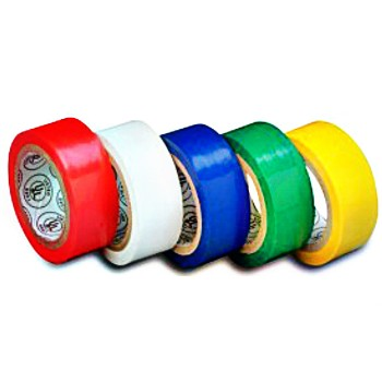 "Electrical Tape  - Assorted Colors, 5 Pak ~ 1/2"" x 20 ft"