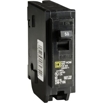 Single Pole Breaker, 150 50 Amp