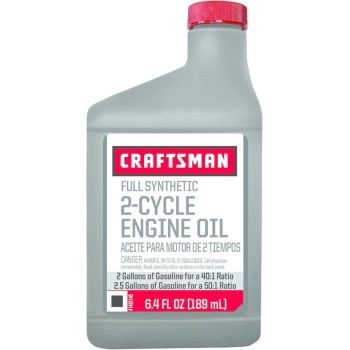 64282 6.4oz Syn 2cycle Oil