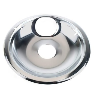 Electric Stove Burner Reflector Bowl - 8""