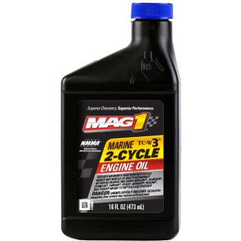 60140 160z Marine 2cycle Oil
