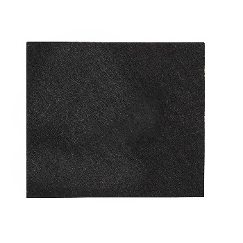 National  Felt Surface Protective Pads ~ Black