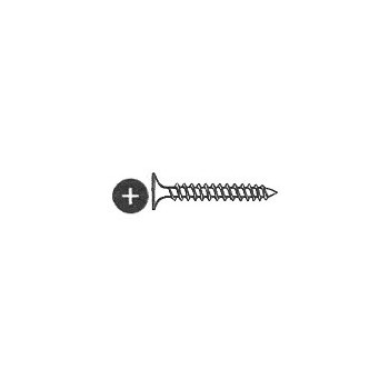 Ph Fine Drywl Screw 100f 6x1in.