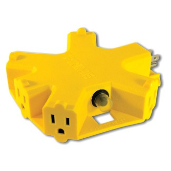 5 Outlet Adapter
