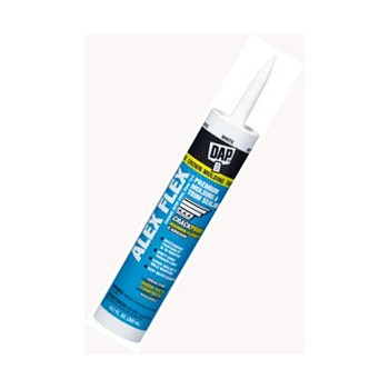 Wht Alex Flex Caulk