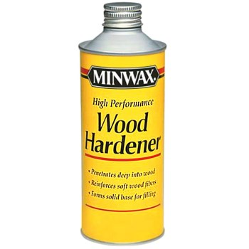Wood Hardener, High Performance ~ Pint