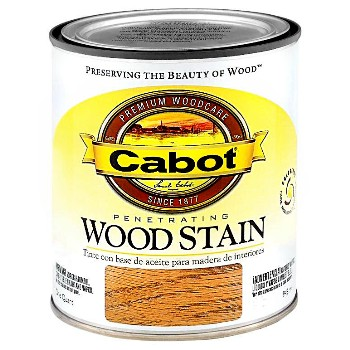 Interior Wood Stain, Fruitwood ~ Quart