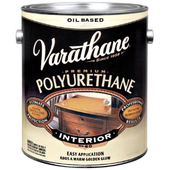 Varathane Polyurethane Oil-Based/Gloss, 1 Gallon