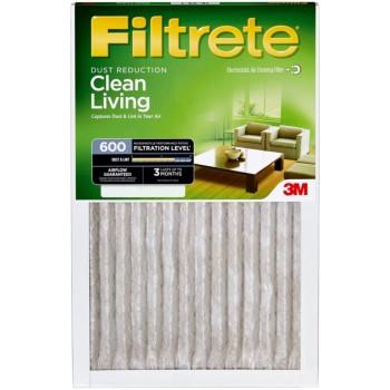 "3M 051111098639 Filtrete Dust & Pollen Filters ~ 14"" x 24"" x 1"""