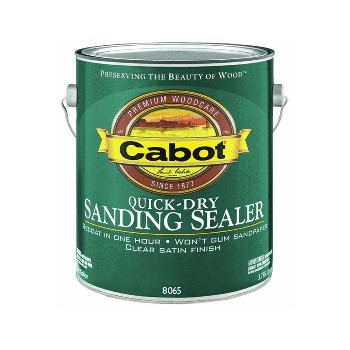 Sanding Sealer,  Quick Dry ~ Gallon