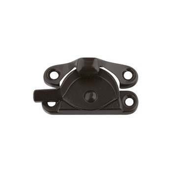 Oil Rubbed Bronze Sash Lock Crescent Type