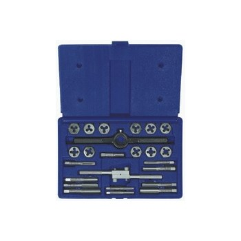 24pc Hex Tap & Die Set