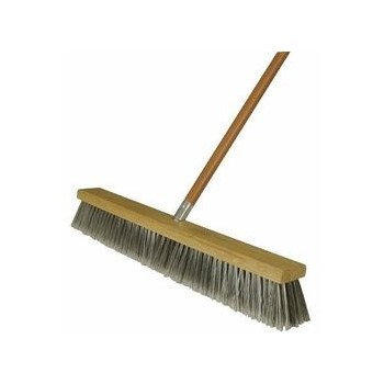 Cequent/Harper/Laitner 1425A Soft Bristle Pushbroom 24in.