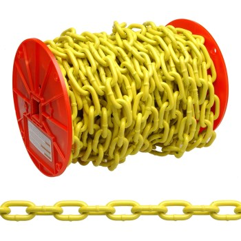100ft. 3/16in. Yel Chain