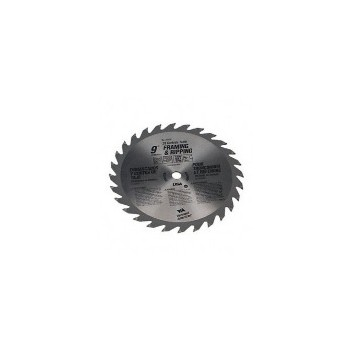 Circular Saw Blade, Carbide ~ 9""