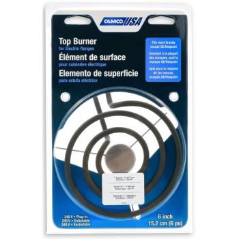 Camco 00143 6in. X3 Plugin Burner