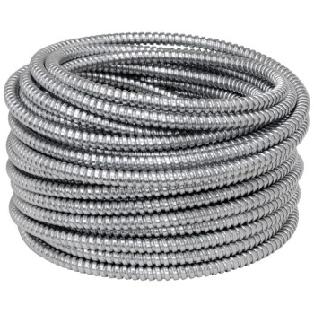 1/2in. 50ft. Flex Steel Conduit