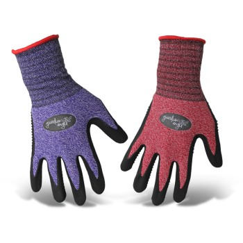 Dotted Nitrile Glove