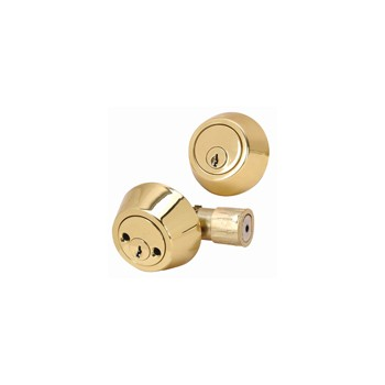 Mobile Home Double Cylinder Deadbolt