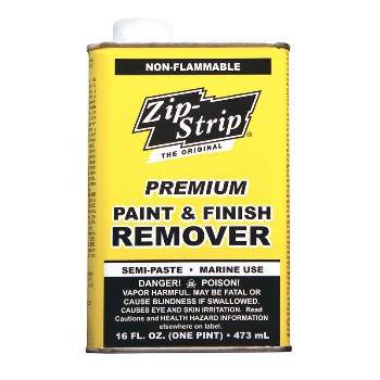 Absolute Coatings 72008 Paint And Varnish Remover - 1 Pint
