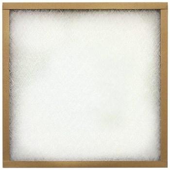 "AAF Flanders 10055.012424 EZ  Flow  II  Fiberglass Dust/Lint Air Filters ~ 24"" x 24"" x 1"""