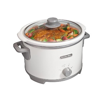 Hamilton Beach  33042 Slow Cooker ~ 4 Qt