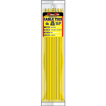 Cable Ties ~ 14in. 100pk