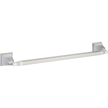Towel Bar, Satin Nickel ~ 18""