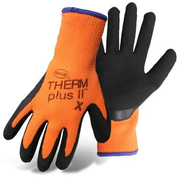 Med Hi-Vis Latex Glove