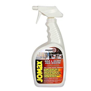 Rust-Oleum 60118 Jomax Mold & Mildew Stain Remover ~ 32 oz Spray