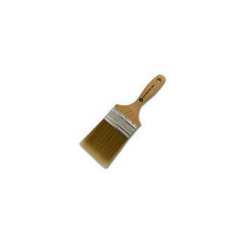 Flat Sash Brush ~ 3 inch